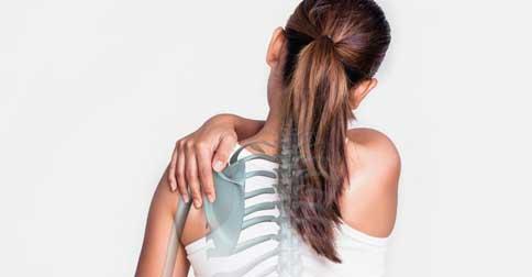 درد شانه و کتف 1