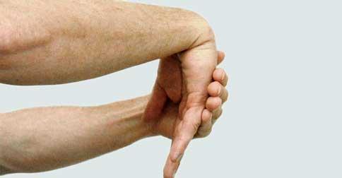 تمرین دست