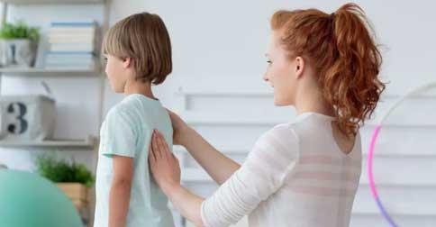 روش درمان اسکولیوز